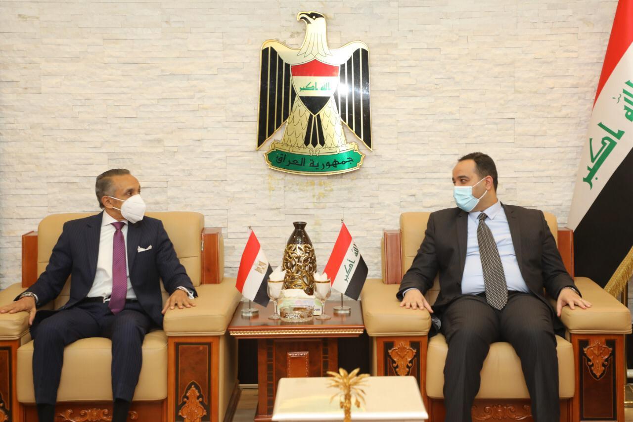 منطقة حرة بين العراق ومصر والاردن لتنشيط تبادل السلع