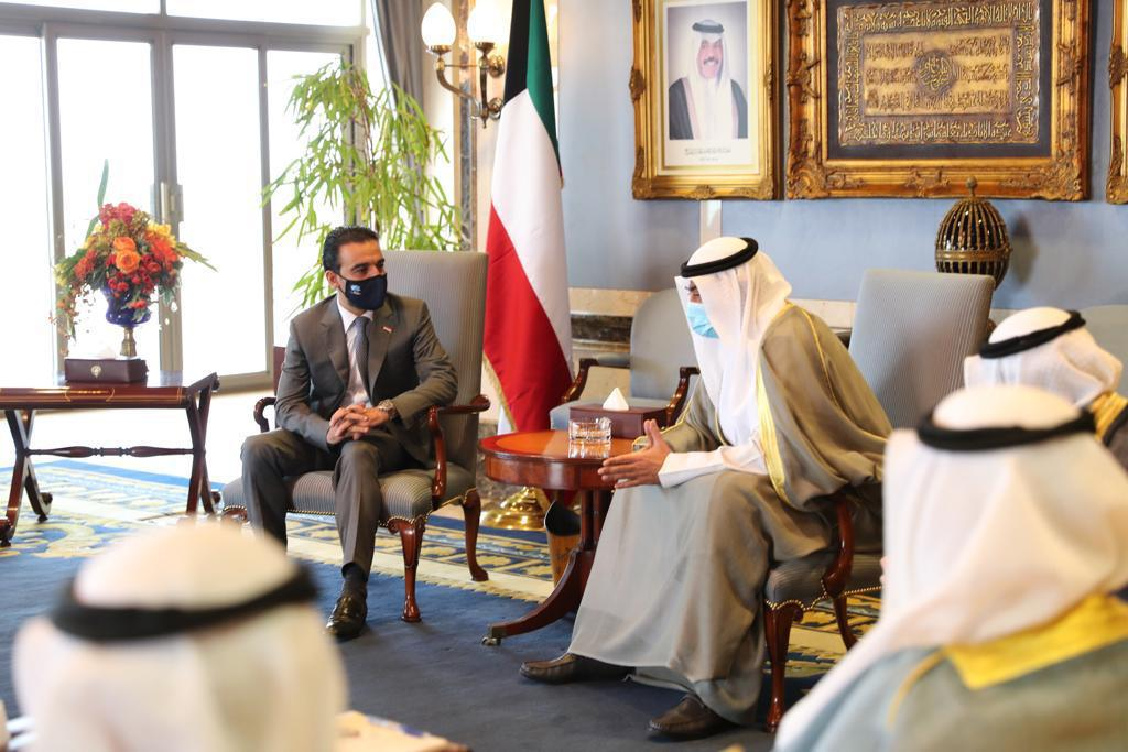 Al-Halbousi asks Kuwait to postpone the payment of debts of the 1990 invasion 1600364521815