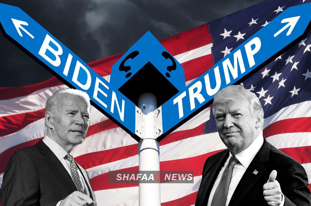 قبيل الانتخابات بأسبوع.. ترامب يتقدم على بايدن لأول مرة