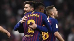 ظهير برشلونة إلى الدوري الانكليزي