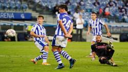 تعادل سلبي يحكم لقاء ريال مدريد وسوسيداد