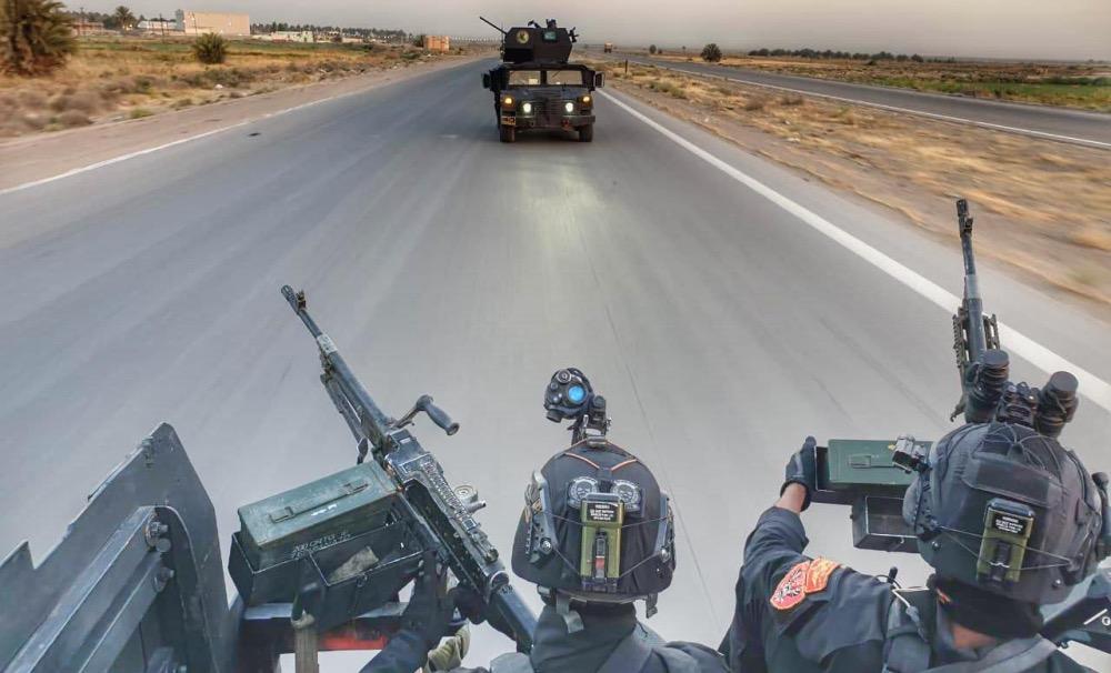 مستشار الكاظمي يكشف عن هدف ارسال مكافحة الارهاب إلى الناصرية