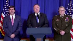 واشنطن تفرض حزمة عقوبات جديدة على إيران تشمل وزير الدفاع