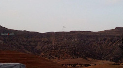 Turkish raid near a Yazidis camp in Kurdistan