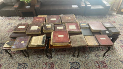 Terrorist who stole over 32 old Christian books arrested in Nineveh