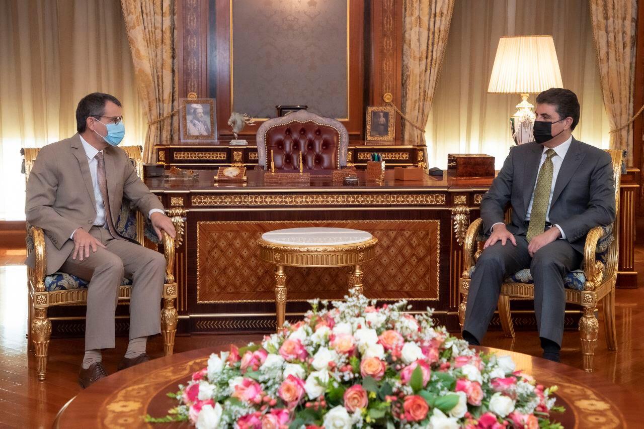 نيجيرفان: إستقرار العراق ومعالجة خلافات اربيل – بغداد موضوعان متلازمان