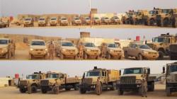 US donates 74 trucks and 40 housing units to Iraqi border guards