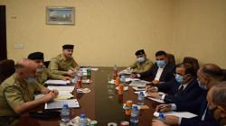 الداخلية العراقية تبحث في اربيل اصدار البطاقة الوطنية لمواطني كوردستان