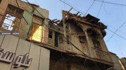 صور.. عراقة بغداد العاصمة تغوص بالإهمال