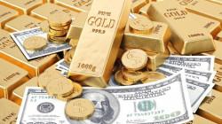 الذهب يرتفع مع انحسار صعود الدولار رغم تسجيله اسبوعا سيئا