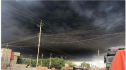ما سبب سحب الدخان السوداء في سماء العاصمة بغداد؟