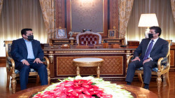 Attacks on diplomatic missions tops the meeting of Nechirvan Barzani and Al-Araji