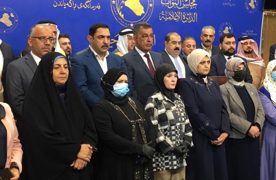 """تحالف """"سني"""" يحذر من خطورة قرار اصدره الفياض ويدعو الكاظمي للتدخل"""