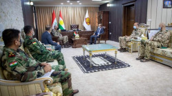 Minister of Peshmerga hosts the new Commander of German forces in the region