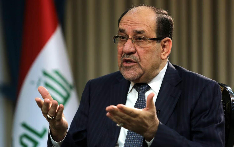 المالكي يستنكر تجاوز صحيفة ايرانية على السيستاني ويعدها اساءة لكل العراقيين