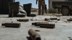 داعش ماڵەیل خیزان ئەفسەریگ پلەبەرز لە پاسەوان سنوور عراقی تەقنێدەو
