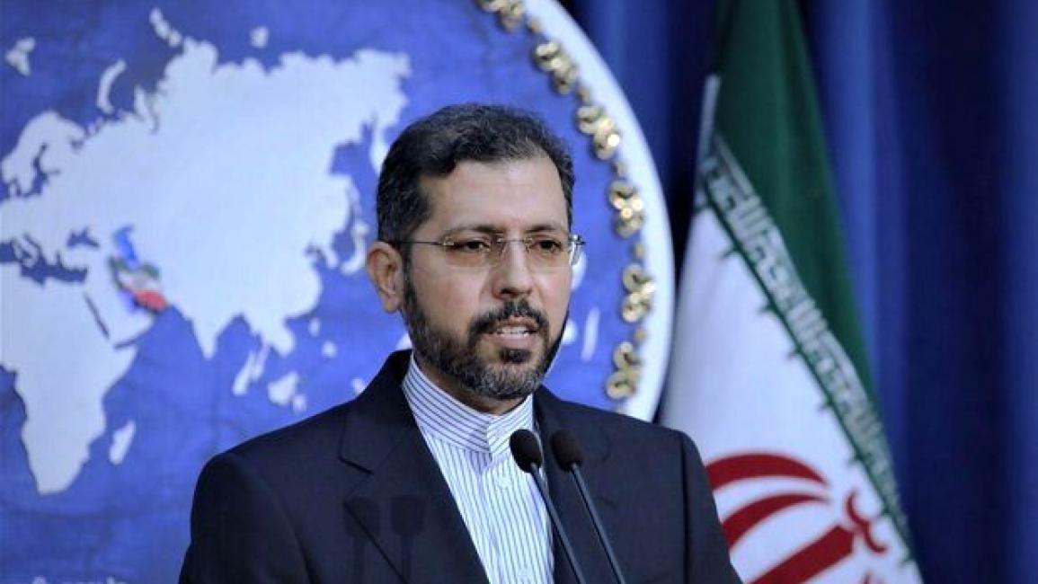"""إيران ترفض الإساءة للسيستاني واستهداف البعثات وتسمي """"المسؤولين عن الهجمات"""""""