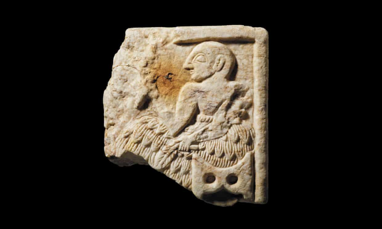 """""""رئيس الكهنة السومريين"""" يعود إلى بغداد بعد غياب"""