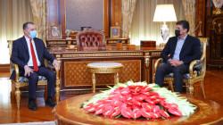 رئيس كوردستان: الإقليم وطن ومهد آمن لجميع المكونات