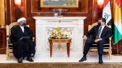 بارزاني وتيار الحكيم يحذران: مصلحة العراق تتعرض لخطر جدي