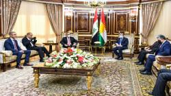 رئيس مجلس القضاء العراقي: على المؤسسات الاتحادية احترام خصوصية إقليم كوردستان