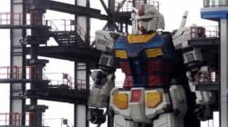 شخصية كارتونية عملاقة تصبح واقعاً في اليابان.. فيديو
