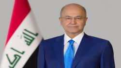 رئيس الجمهورية عن تفجير بغداد: الظلاميون يسعون لاستهداف الاستحقاقات الكبيرة