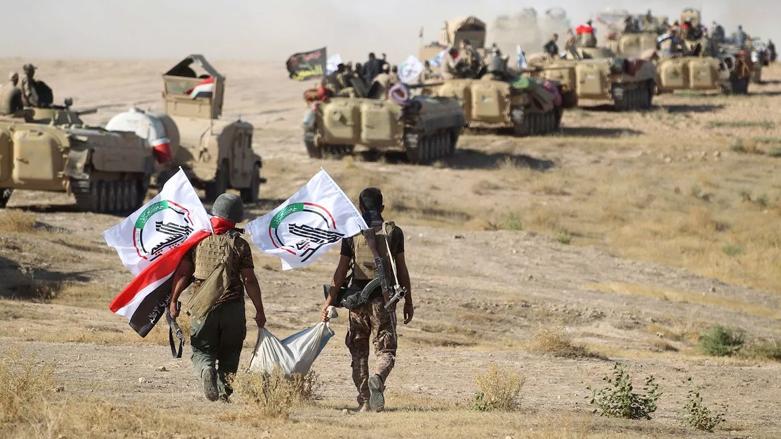 الحشد الشعبي في الأنبار يكشف حقيقة قصف التحالف الدولي احد مقراته