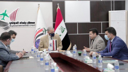 A high-level security meeting to impose the law at Iraqi airports