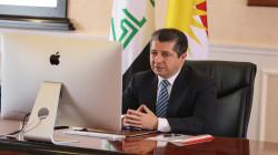 Masrour Barzani condoles the death of Baba Sheikh