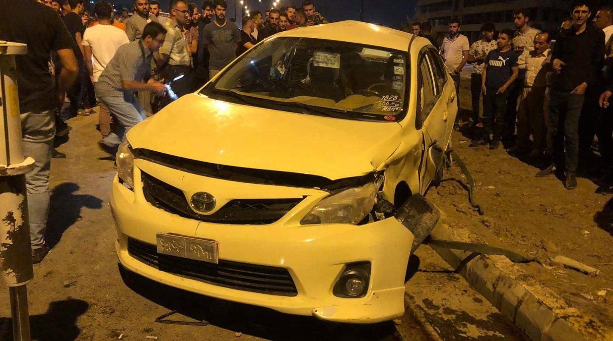 صور .. وفاة واصابة ستة اشخاص بحادثين في السليمانية