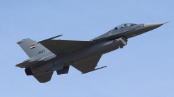Iraqi air forces target ISIS sites in Hamrin mountains