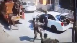 فيديو يحبس الأنفاس.. لحظة الإطاحة بتاجر مخدرات داخل صندوق سيارة بديالى