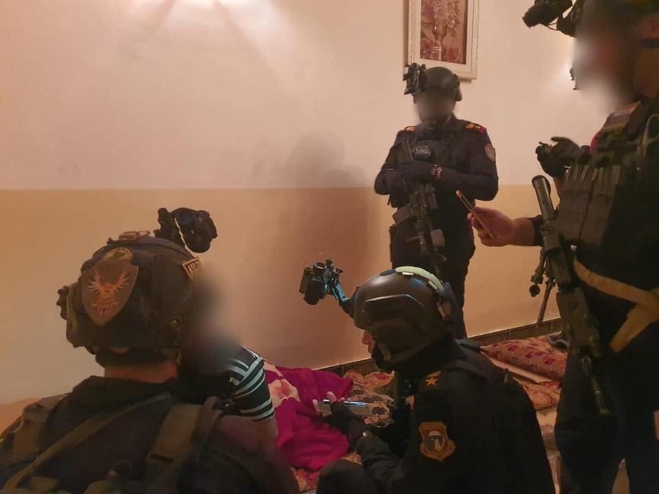 كان ليخلف مجزرة.. إحباط هجوم انتحاري مزدوج ضد زوار الأربعينية ببغداد