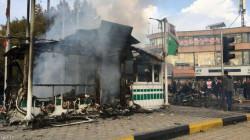 Fire breaks out at Iran's Shahreza