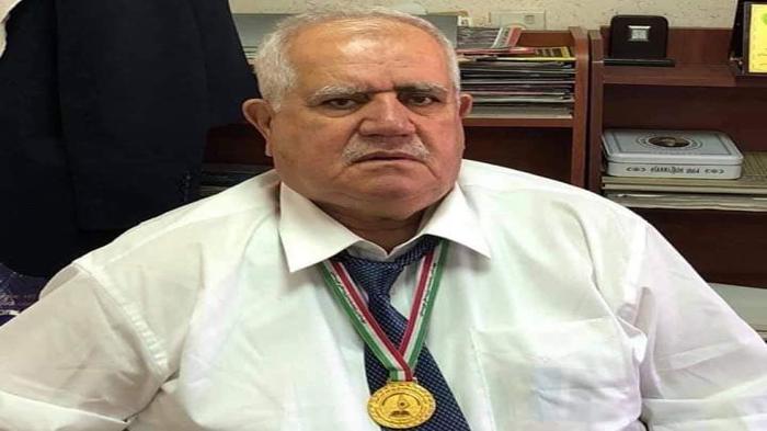 وفاة عضو بارز في الاتحاد الوطني الكوردستاني