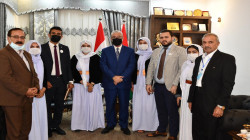 The Iraqi Parliament to approve the Yazidi survivors bill