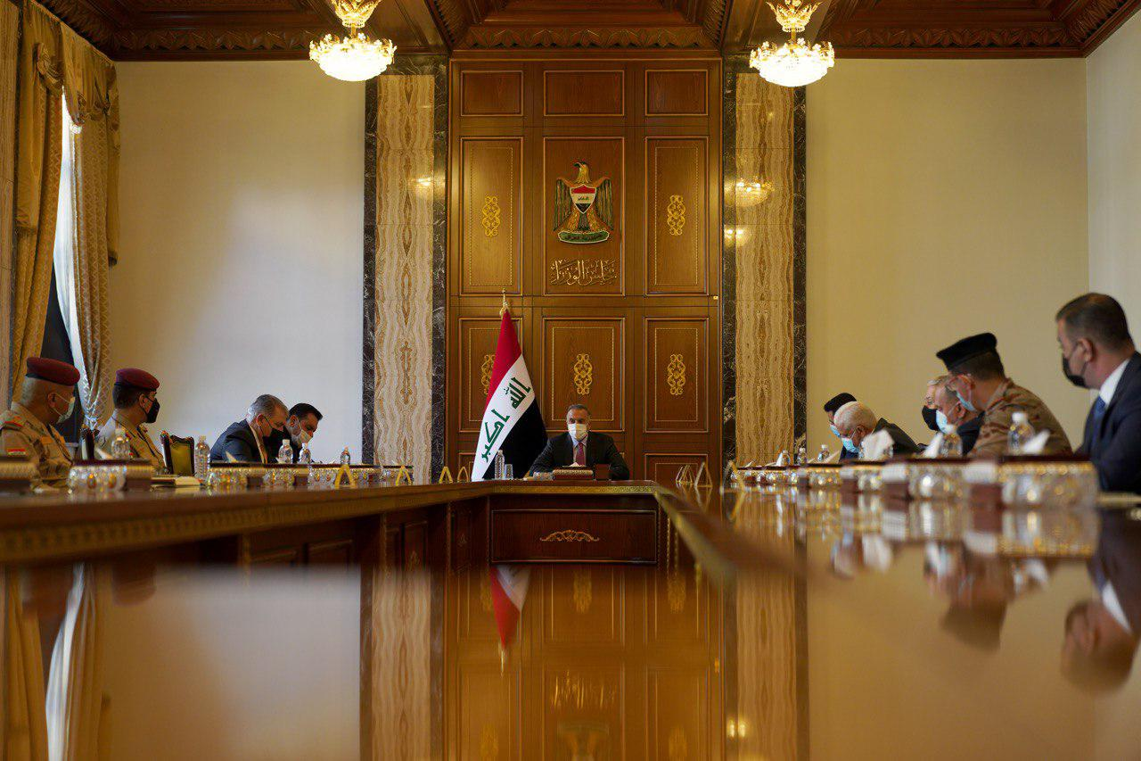 Al-Kadhimi chairs the first meeting of the new formed committee