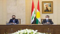 وفد رفيع من حكومة إقليم كوردستان يتوجه إلى بغداد