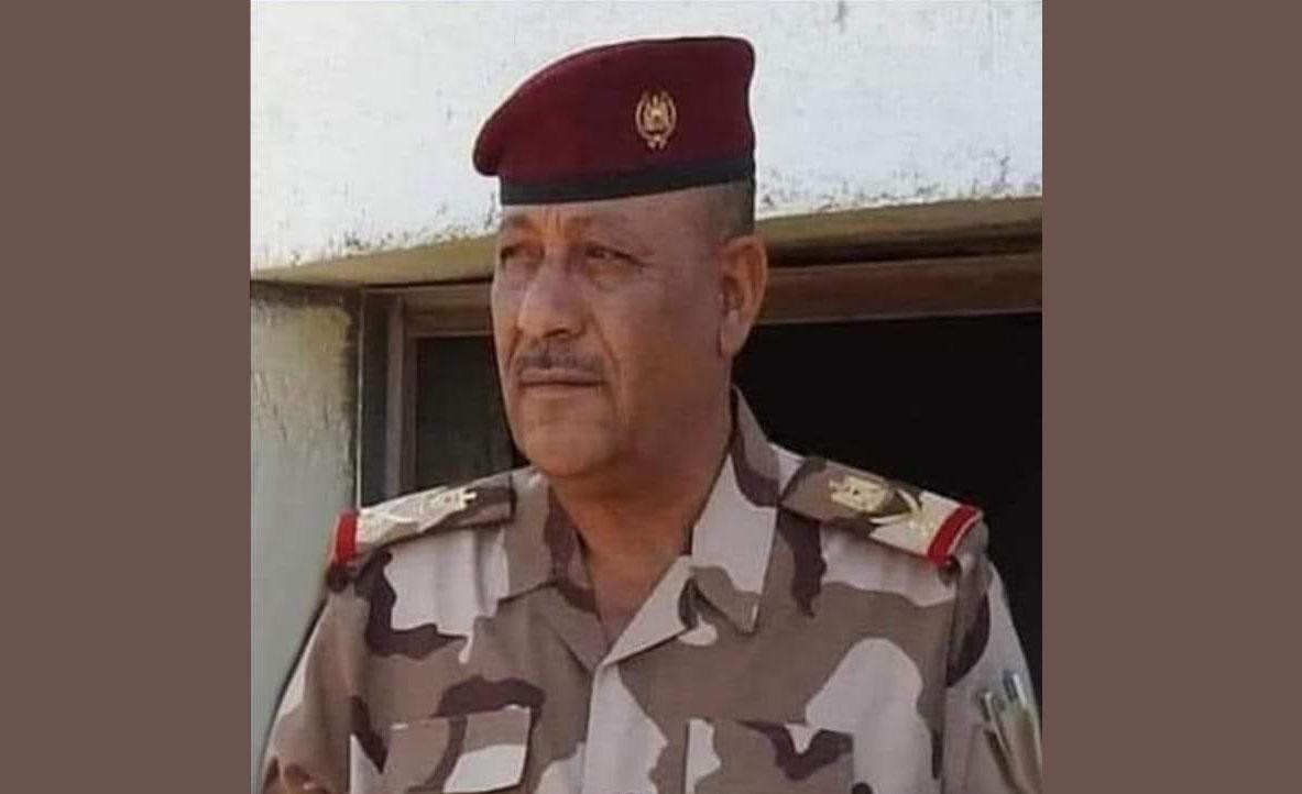 قائد عسكري جديد يتولى قيادة الفرقة الخامسة في ديالى