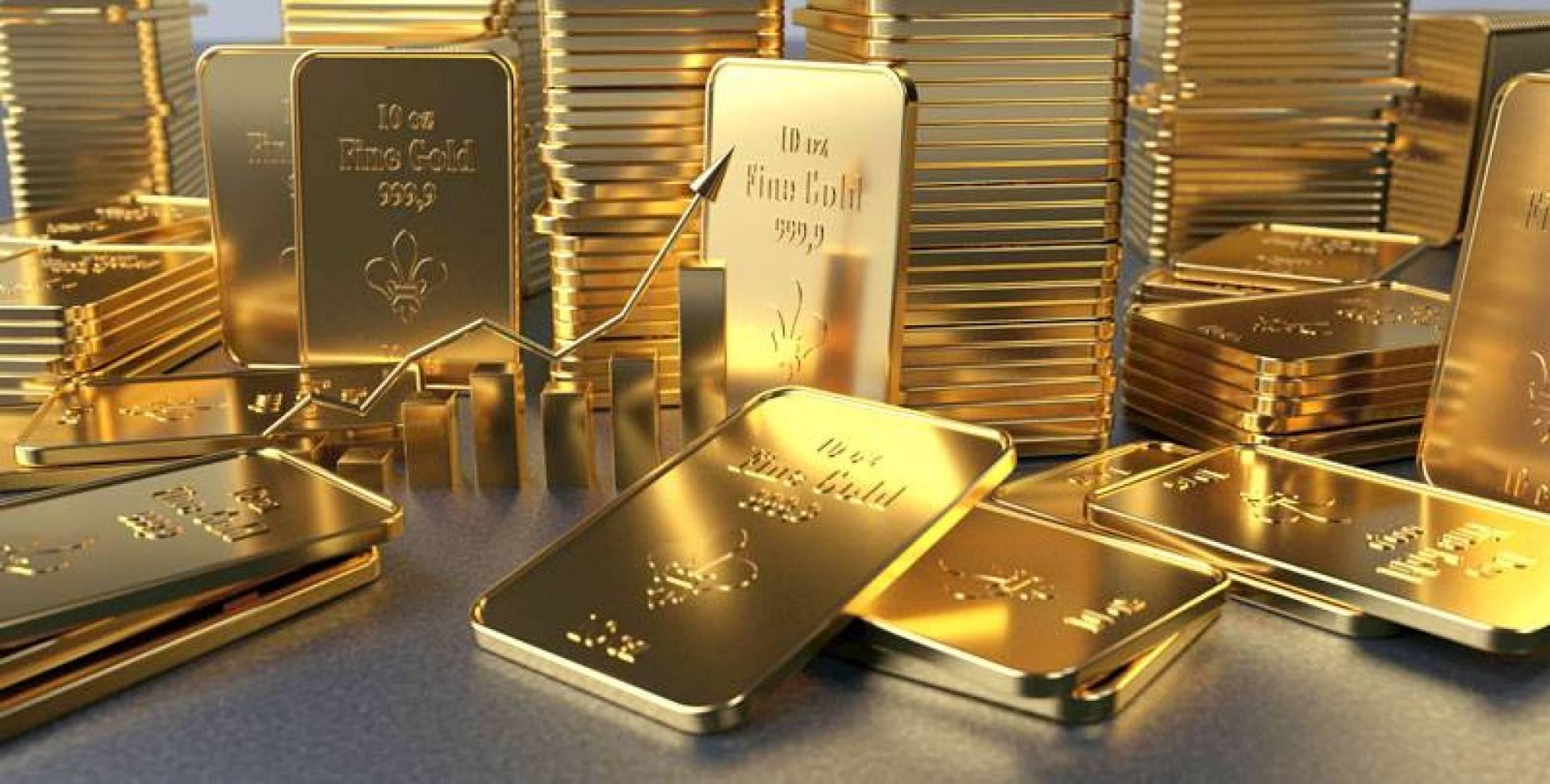 حيازة العراق من الذهب تمثل 8.5 % من باقي عملاته الأخرى