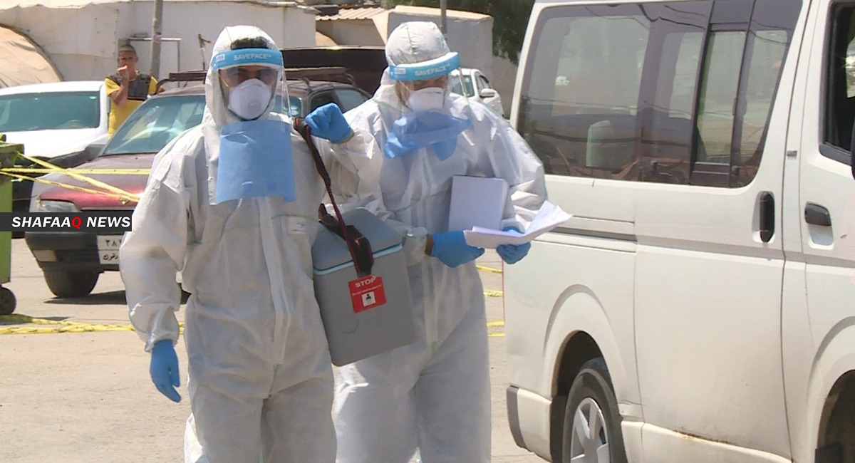 Recovered COVID-19 patients contracted the virus again in Duhok