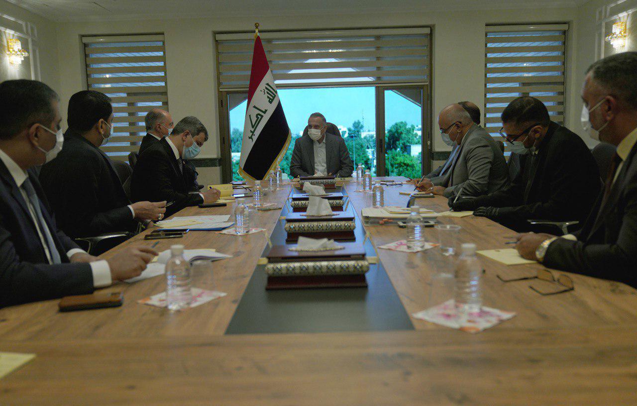 """الكاظمي يؤشر استمرار الدولة العراقية بالبقاء على """"الوضع الخاطئ"""""""