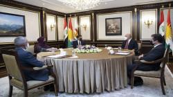 رئاسة إقليم كوردستان تعلن نتائج الإجتماع الثلاثي مع الرئيس العراقي