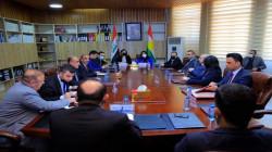 حكومة اقليم كوردستان تتحدث عن مصير خمسة رواتب