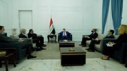 توتال تبدي استعدادها لتعزيز استثماراتها في العراق