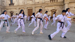 صور.. افتتاح أول مدرسة للفنون القتالية في السليمانية