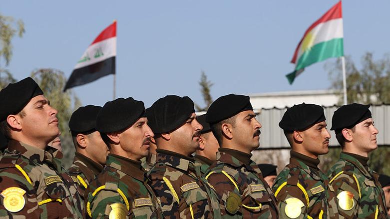 سوپای عراق و پێشمەرگە وە شیوەی نوویگ  وەشوون تیرۆر کەفن