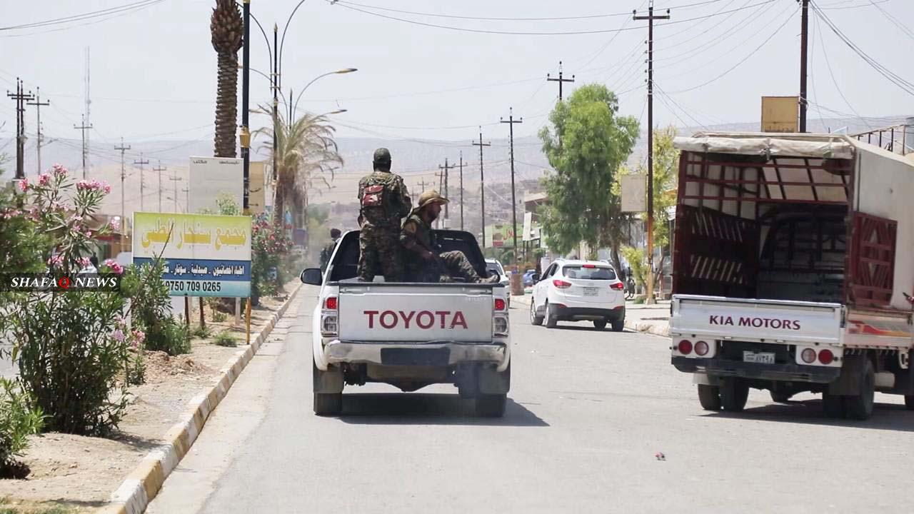 اعتقال عناصر موالين لحزب العمال الكوردستاني في سنجار