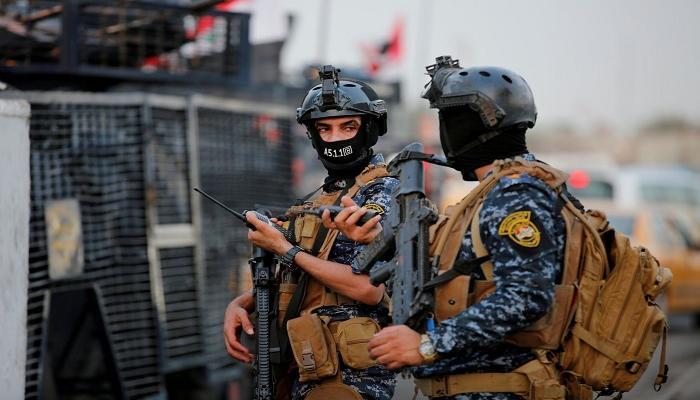 The intelligence agency arrests a drug smuggler in Basra
